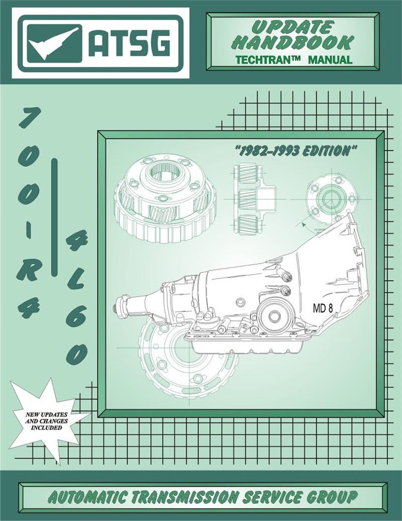 4l60 700r4 Th700r Manual Guide