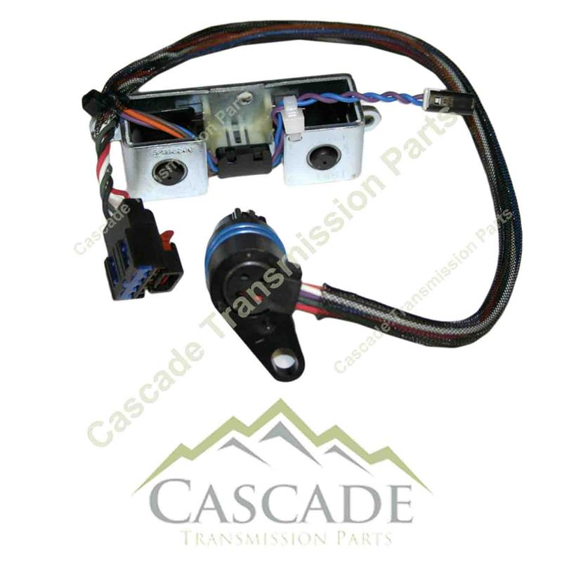 U0026quot Re U0026quot  Internal Wire Harness With Lock Up Solenoid