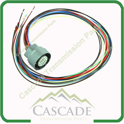 le external wiring harness le image wiring 4l80e external wire harness upgrade repair kit on 4l80e external wiring harness