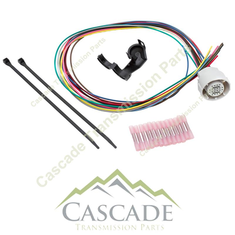Admirable 4L80E External Wire Harness Upgrade Repair Kit Wiring 101 Capemaxxcnl