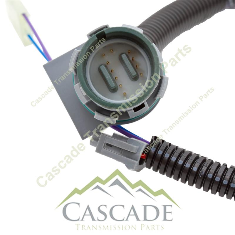gm 4l80e transmission wiring