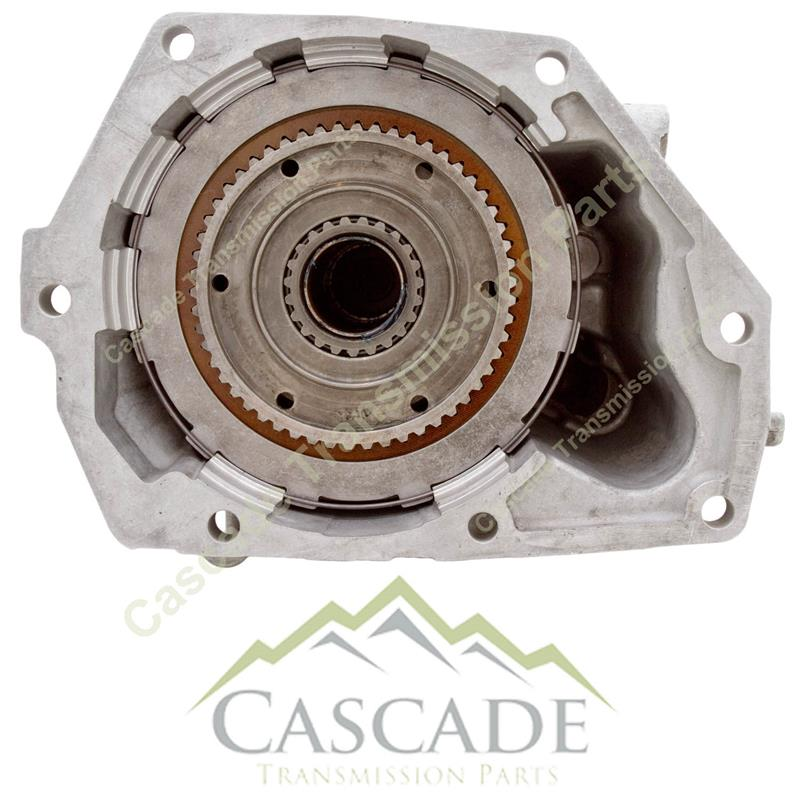 48re Remanufactured Performance Overdrive Unit 4wd
