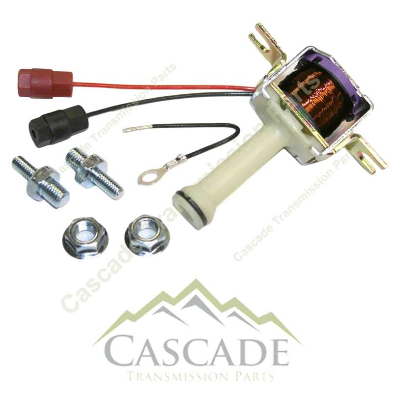4L60E Universal Lock Up Solenoid Repair Kit
