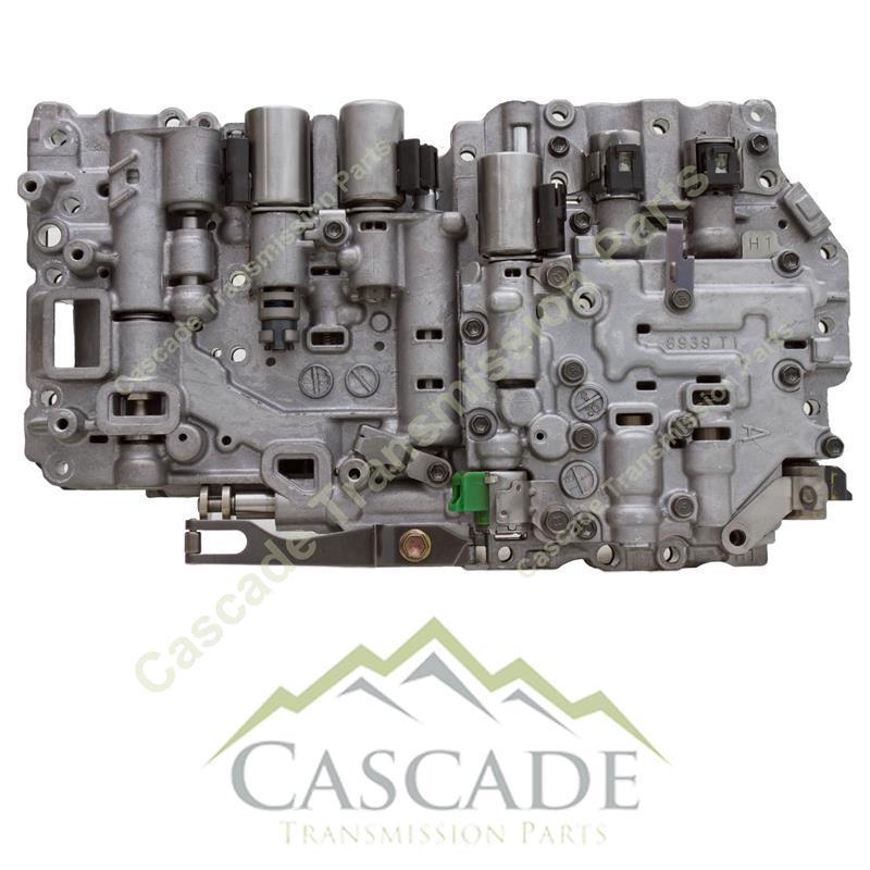 a340e valve body pdf