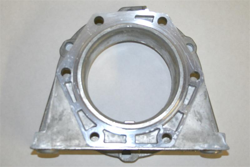 Borg Warner Transmission Parts >> 4L80E 4WD Transfer Case Adapter - 15724745 - Aluminum