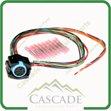 12445BK2 48re transmission external wire harness repair kit subaru repair wiring harness kit at n-0.co