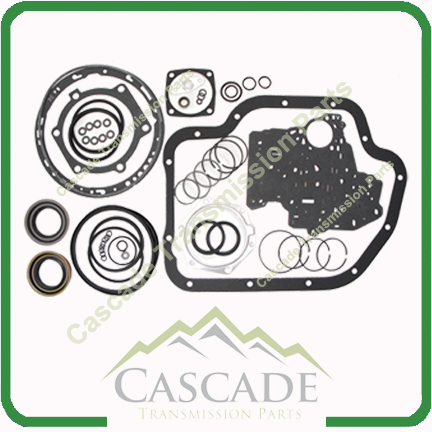 Gm TH400 Overhaul Kit With All Gaskets, Seals, and Rings