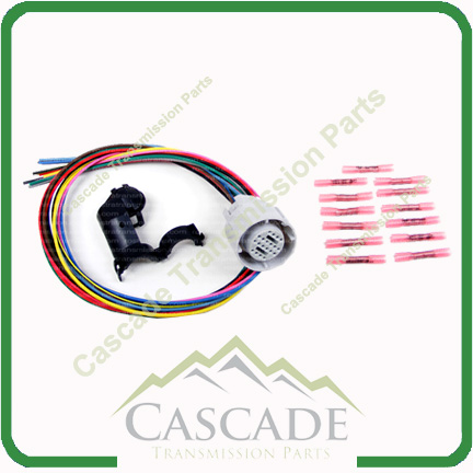 34445EKrevised 4l80e external wire harness upgrade repair kit 4L80E Transmission Wiring Diagram at creativeand.co