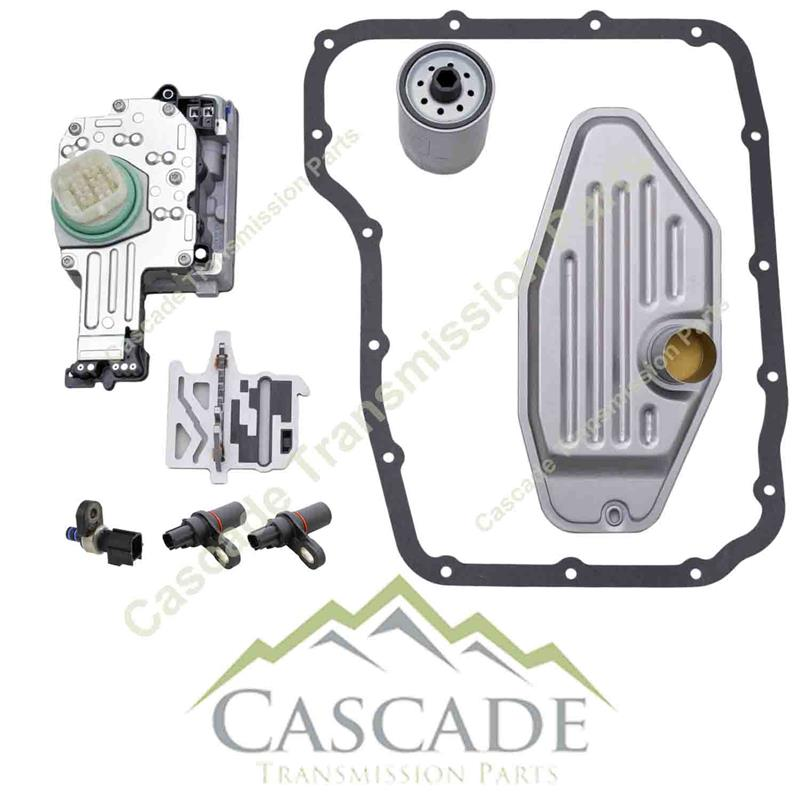 45rfe 545rfe Electrical Service Package 4wd