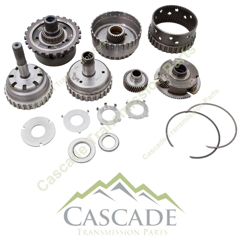 A604 Geartrain Drivetrain Planet Kit Complete - Updated Style: Fits