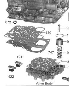 4l30e shift solenoid kit a \u0026 b Mgha Wiring Diagram