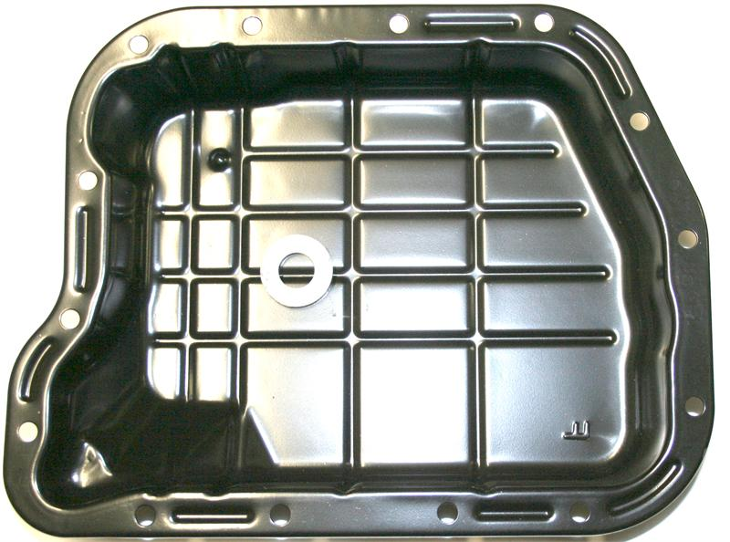 A618 Dodge Truck Transmission Pan Ribbed Deep Design