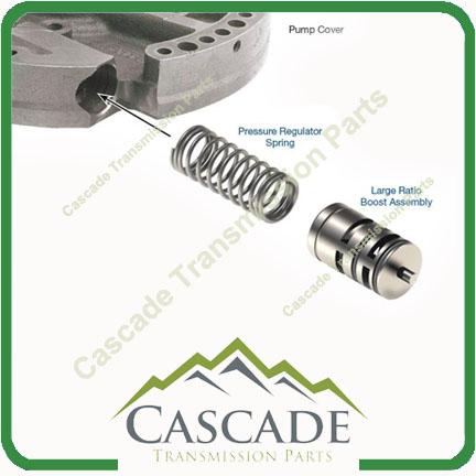4L80E / 4L85E Line Pressure Booster Kit