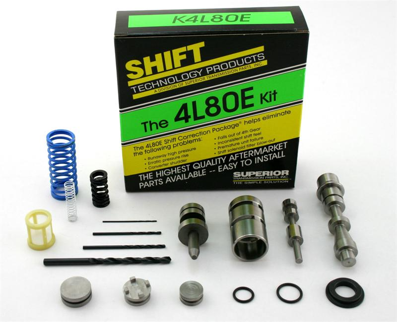 4L80E Superior Shift Correction Kit